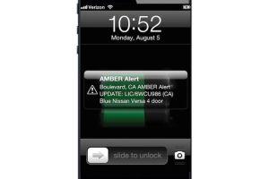 Urgen no dejar de participar en las alertas por teléfono en CA