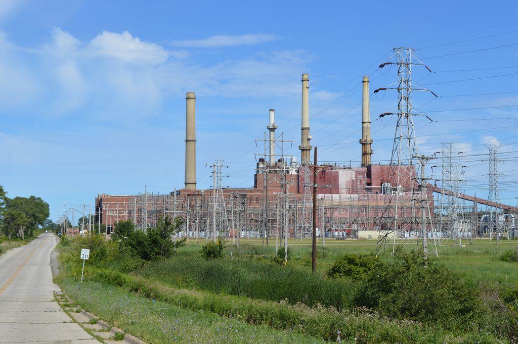 Preocupa contaminación de planta de electricidad en Waukegan