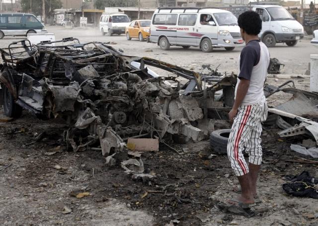 Mueren 26 en Irak