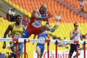 Dominicano Félix Sánchez va por último oro