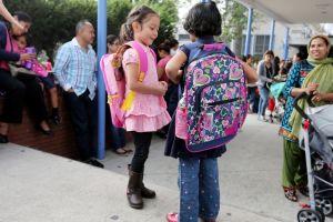 Comienza el nuevo curso escolar en Los Ángeles