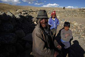 Hallan a anciano de 123 años en aldea de Bolivia