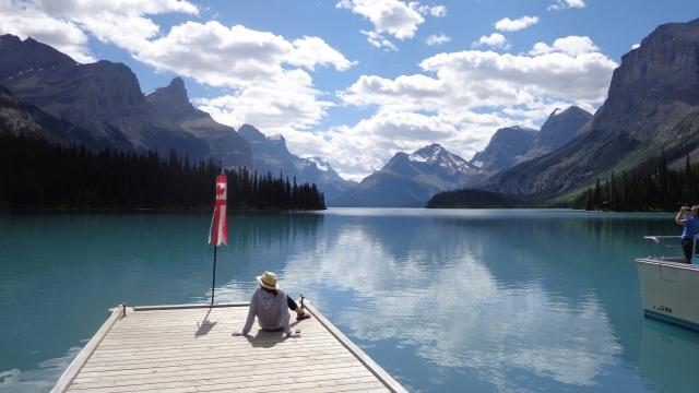 De visita a Jasper, un paraíso a descubrir
