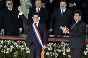 Horacio Cartes jura como presidente de Paraguay (Video)