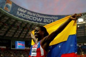 Ibargüen da alegría a Colombia