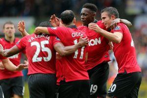 Manchester United inicia la Premier League con goleada (Fotos)