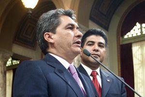 Se busca a otro exgobernador mexicano: US$728 mil por Tomás Yarrington