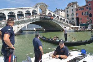 Turista alemán muere en choque de góndola en Venecia