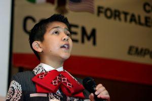'El Charro de Oro' quería ser un vaquero mexicano