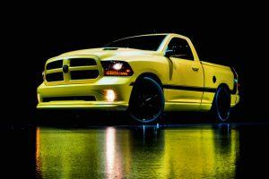 Chrysler presentó la RAM Ruble Bee