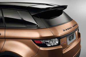Range Rover, nueva versión de la Evoque