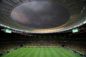 Flamengo le da vida al Garrincha