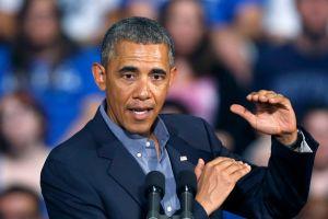 Obama admite 'crisis' en acceso a educación universitaria
