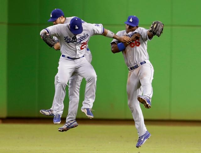 Logran Dodgers  blanqueada 17