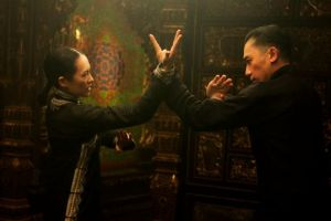 "Cien maestros de kung fu para filmar ""The Grandmaster"""