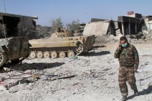 Sirios sí usaron armas químicas