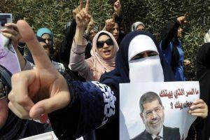 Egipto enjuicia a dos rivales