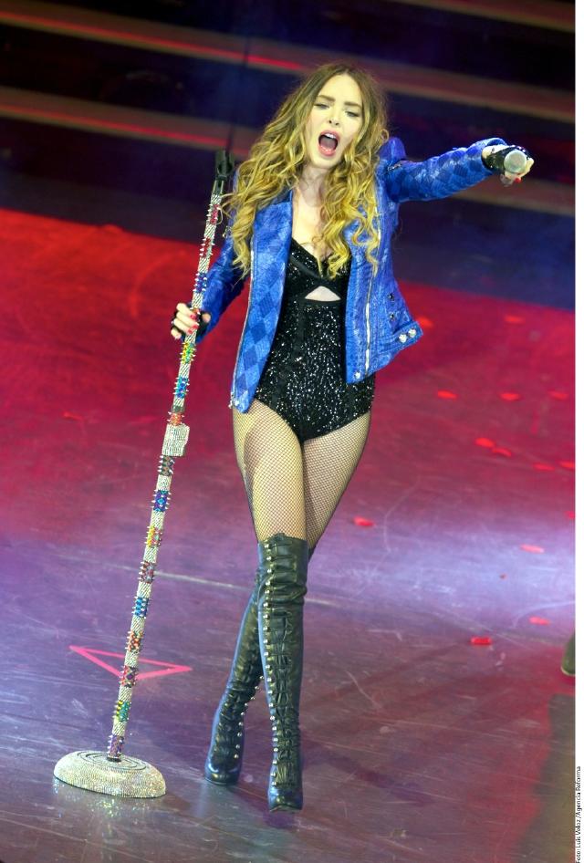 La meta actual de Belinda   es  'revolucionar la música pop en Latinoamérica'.