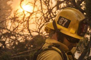 Incendio es séptimo más grande en historia de California
