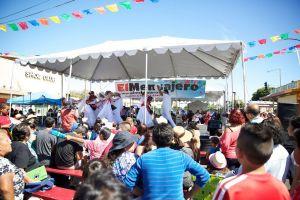 El Mensajero presente en Festival de North Fair Oaks