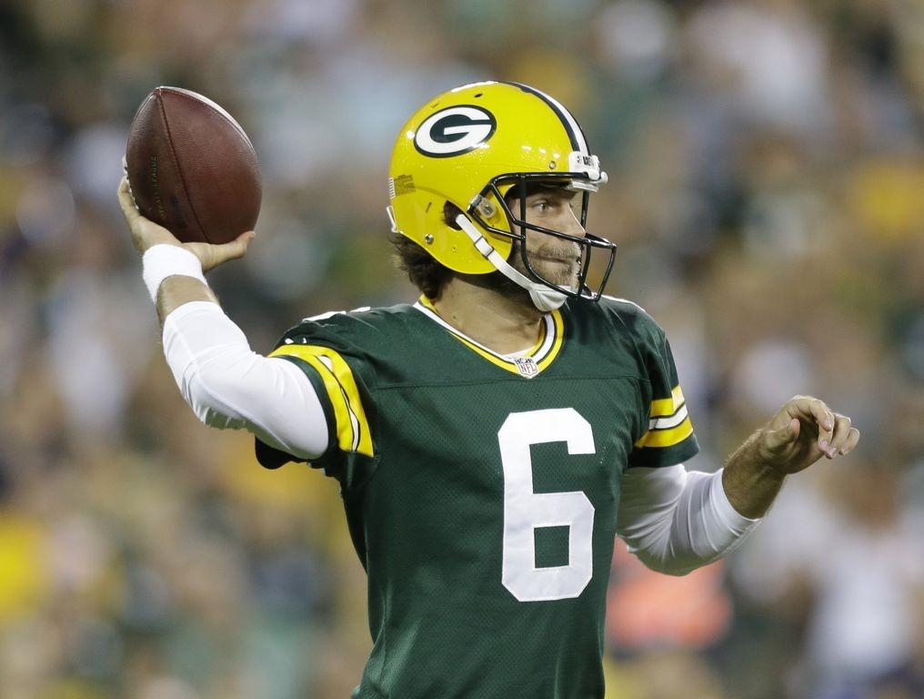 Harrell actuó hace unos días todavía como parte de los Packers contra Seattle.