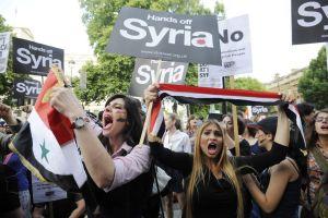 La ONU discute 'propuesta británica' para Siria