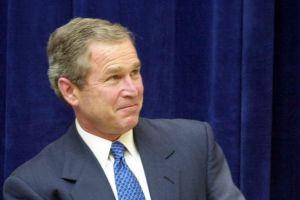 Para Bush el 'sueño' de Luther King no se ha cristalizado