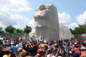 Celebran el 50 aniversario de la Marcha en Washington (Fotos)