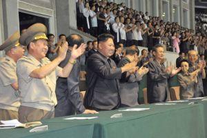 Norcorea ejecuta a ex novia de líder    Kim