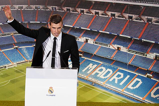 Auguran que Bale triunfará en el Real Madrid (video)
