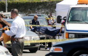 Una mujer muere en su auto mientras estaba en la fila de migración de la caseta de San Ysidro