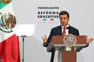 Avanza en Congreso mexicano ley de reformas educativas