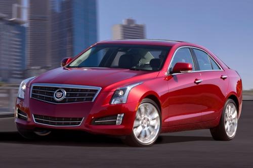 Cadillac ATS, a prueba de manejo