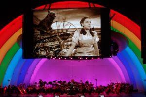 El Hollywood Bowl celebró un fin de semana de cine