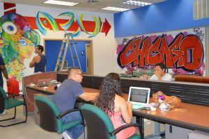 Crean espacios para incubar negocios (Fotos)