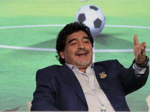 Maradona, Chilavert y Romario se reúnen en Sao Paulo