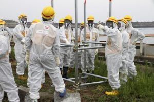 Japón hará muro en Fukushima