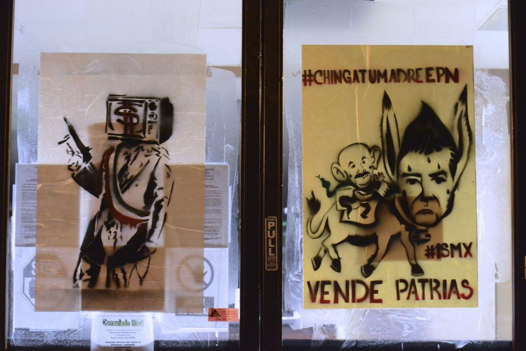Pintan consulados mexicanos del Área de la Bahía