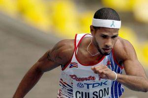 Javier Culson se lleva la Liga Diamante en 400 vallas