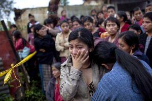 Guatemala: masacre