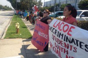 Padres continúan lucha por escuela chárter indígena