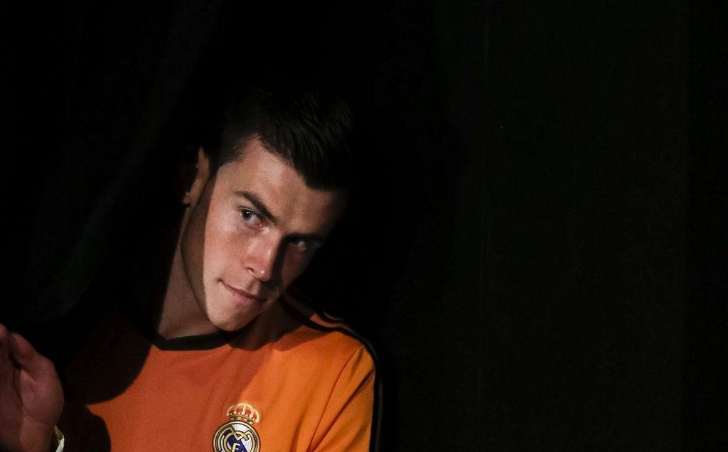 Bale 'se muere' por jugar con Cristiano Ronaldo