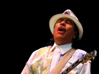 Carlos Santana lanza su propia cepa de marihuana