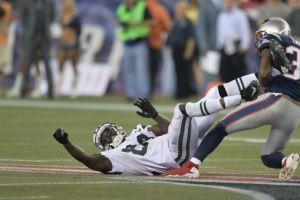 'Derrumban' Patriotas a los Jets