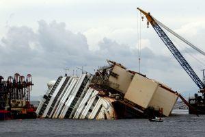 Buscan enderezar crucero