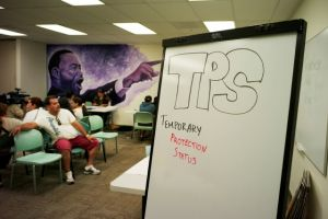 Personas con TPS: Sí a   subsidios, no a MediCal