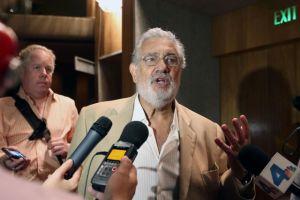 Plácido Domingo invita a angelinos a ver 'Carmen'