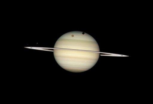'Titán' (luna naranja) tiene las condiciones óptimas para desarrollar vida
