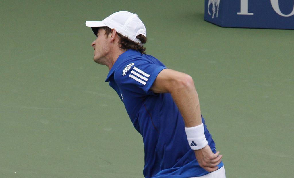 Andy Murray pone fin al 2013 para operarse la espalda
