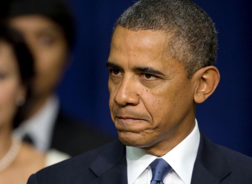 Obama amenaza a republicanos con vetar ley